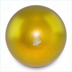 Ball Pastorelli FIG 18cm Glitter HV Gold