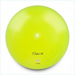 Chacott Junior RSG Ball 004-58062 15cm Gelb Gymnastikball