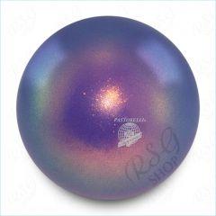 Ball Pastorelli FIG 18cm Glitter HV Lila AB