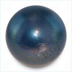 Ball Pastorelli FIG 18cm Glitter HV Blue Navy