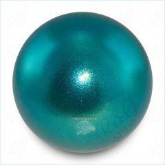 Ball Pastorelli FIG 18cm Glitter HV Blue Zirkon