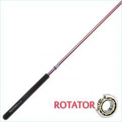 Pastorelli Stab Laser ROTATOR Rosa-Violett/Schwarz 03894 FIG