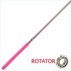 Pastorelli Stab Laser ROTATOR Rosa-Violett/Rosa 03895 FIG