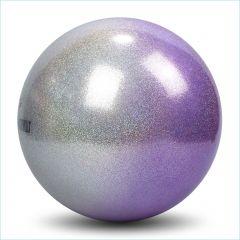 Ball Pastorelli Silber-Lila Glitter HV FIG