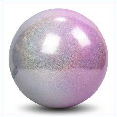 Ball Pastorelli Silber-Rosa Glitter HV FIG