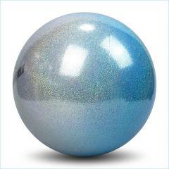 Ball Pastorelli Silber-Hellblau Glitter HV FIG