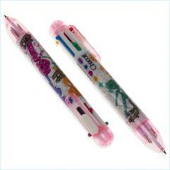 Ручка Chacott 6 цветов с принтом