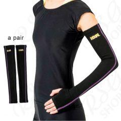 Armwärmer Sasaki HW-8044 Hot Wear col. Black
