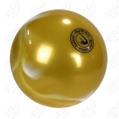 Мяч Tuloni T0873 Metallic-Multicolor 18 cm