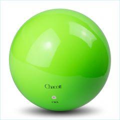 Chacott Junior Ball 15cm Lime Green