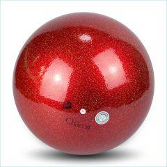 Ball Chacott Prism 18,5cm Grenadine Glitter FIG