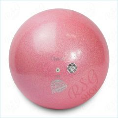 Ball Chacott Prism 18,5cm Sugar Pink Glitter FIG