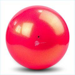 Ball Pastorelli FIG 18cm Glitter HV Coral