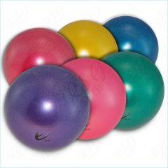 RSG Ball Tuloni Glitter 16 cm für Rhythmische Sportgymnastik