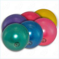 RSG Ball Tuloni Glitter 18 cm für Rhythmische Sportgymnastik