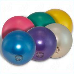 RSG Ball Tuloni Metallic 18 cm für Rhythmische Sportgymnastik