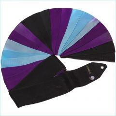 RSG Band Pastorelli Gradation FIG Schwarz-Violett-Hellblau