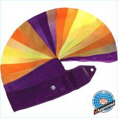 RSG Band Pastorelli Gradation FIG Violett-Orange-Gelb