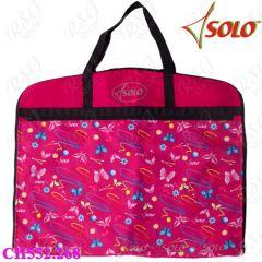 Anzugshülle Solo col. Pink Butterflies CH552.268