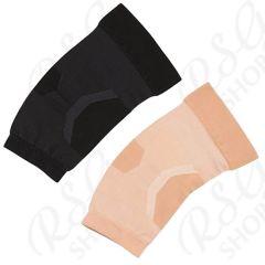 Kniebandage Chacott (1St.)  Gr. M col. Black/Beige