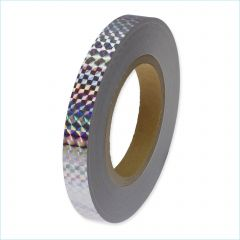 Chacott Holographic Folie Silber