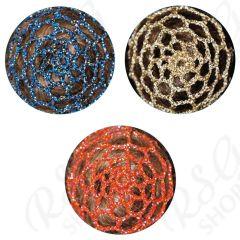 Elastik Haarnetz Pastorelli Chignon Multicolor