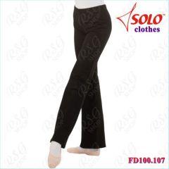 Sport- und Tanzhose Solo Cotton col. Black FD100.107
