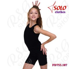 Kurzhose Solo Cotton Black FD753.107