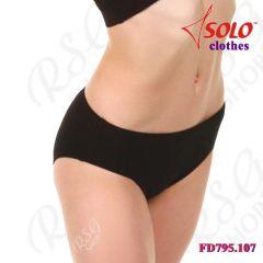 Спортивные Трусы Solo Cotton Black FD795.107