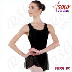 Trainingsanzug Solo Cotton col. Black FD959.107