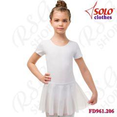 Trainingsanzug Solo Polyamide col. White FD961.206