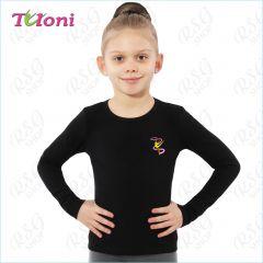 T-Shirt Tuloni FN03CLL-B Bild Schwarz