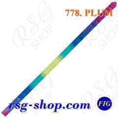 Band Chacott 5/6m Gradation col. Plum FIG Art. 98778