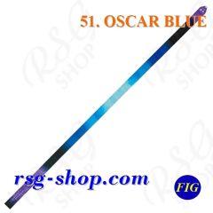 Nastro Chacott 5/6m Gradation col. Oscar Blue FIG Art. 98779