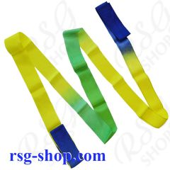 Band Pastorelli 6m Gradation Blue-Yellow-Green FIG 03918