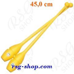 Keulen Chacott Plastic 45,0 cm Yellow FIG Art. 20113