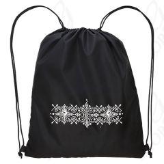 Rucksack für RSG Geräte Chacott col. Balck Art. 0002-51009