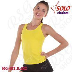 Top Solo Cotton Yellow RG402.0.482