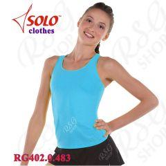 Top Solo Cotton Sky Blue RG402.0.483