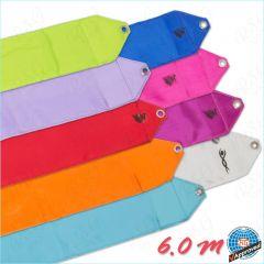 Einfarbiges RSG Band Venturelli FIG 6 Meter