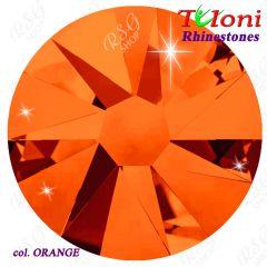 Strass Tuloni col. Orange mod. Basic HotFix