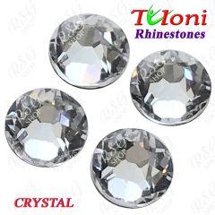 Strass Tuloni Crystal No HotFix Flat Back