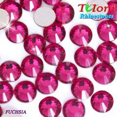 Strass Tuloni col. Fuchsia 1440 mod. Basic HotFix