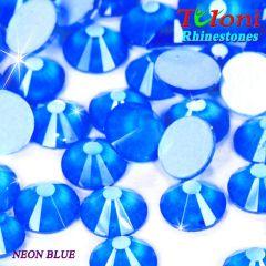 Strass Tuloni col. Neon Blue 1440 mod. Basic HotFix