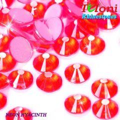 Strass Tuloni col. Neon Hyacinth 1440 mod. Basic HotFix