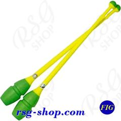Keulen Chacott Kombi 41/45 cm Green x Yellow FIG 98462