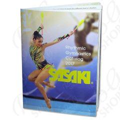 Каталог Sasaki 2017 Rhythmic Gymnastics Catalog