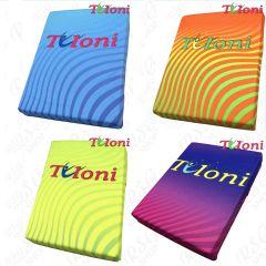 Подушка для растяжки Tuloni mod. Wave Art. MKR-SHK03