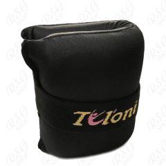 Подушка для растяжки Tuloni size 24 x 13 cm col. Black