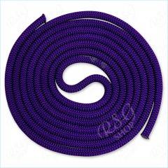 Seil Venturelli RSG Wettkampseil PL2-217 Dark Purpur 3m FIG zertifiziert